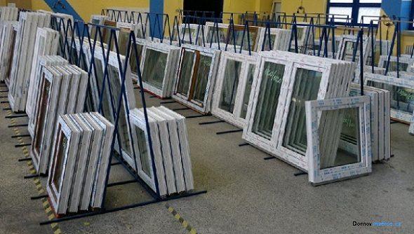 Super Plastové okno 100x100 bílé - Jihlava - Domovinzerce.cz VO35